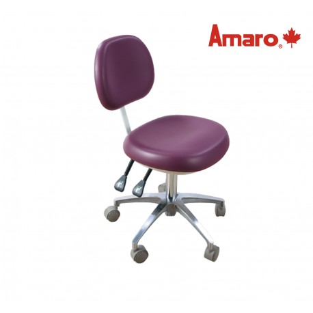 TABURETE DENTAL AMARO STRONGER